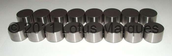 Lotus Esprit cam follower sizes