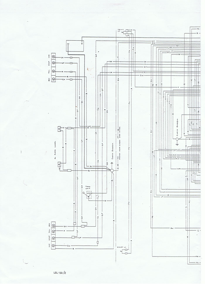 wiring diagram for lotus elan series 4, Wiring diagram