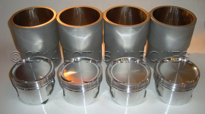 Lotus Esprit Nikasil Cylinder Liners