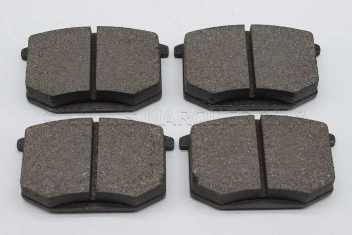 Lotus Esprit S1, S2, S3 rear brake pads A079J6024F
