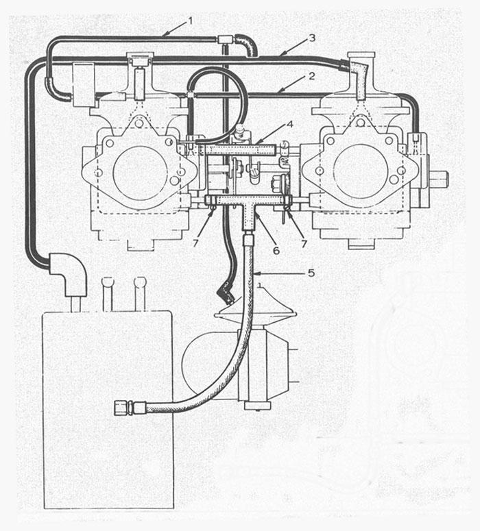 lotus esprit s1  s2 stromberg carburettors