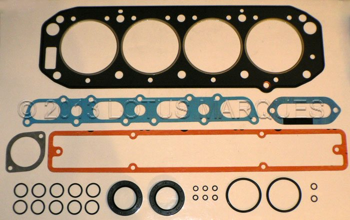 lotus esprit s4 engine upper gasket set. Black Bedroom Furniture Sets. Home Design Ideas