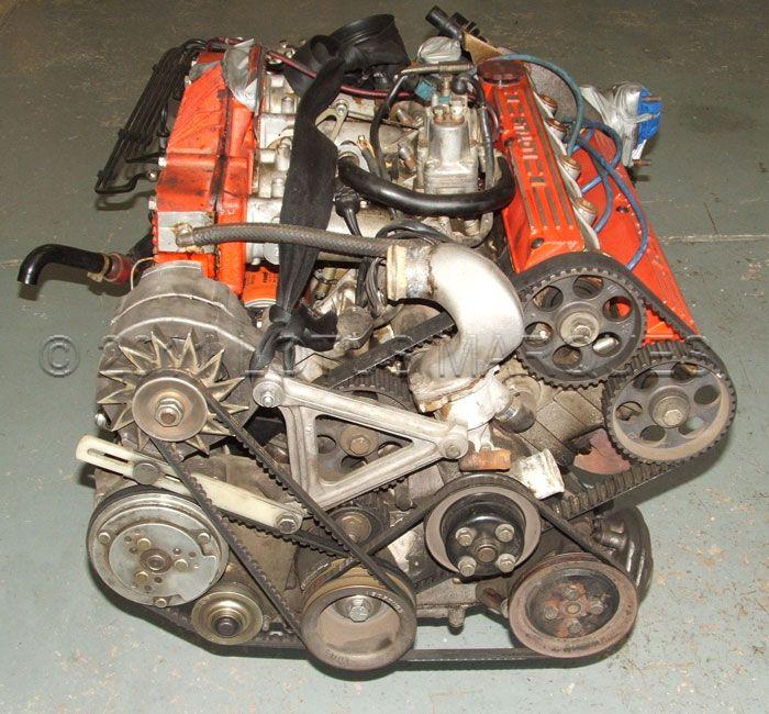 Lotus Esprit engine rebuild, part 1
