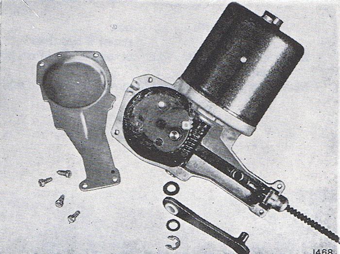 Lucas 14w    Wiper    Motor    Wiring     Impre Media