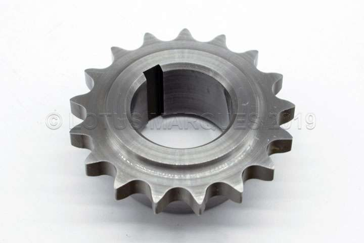 Lotus twin cam crankshaft sprocket 026E0015