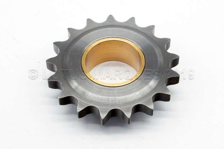 Lotus twin cam tensioner sprocket 026E0707