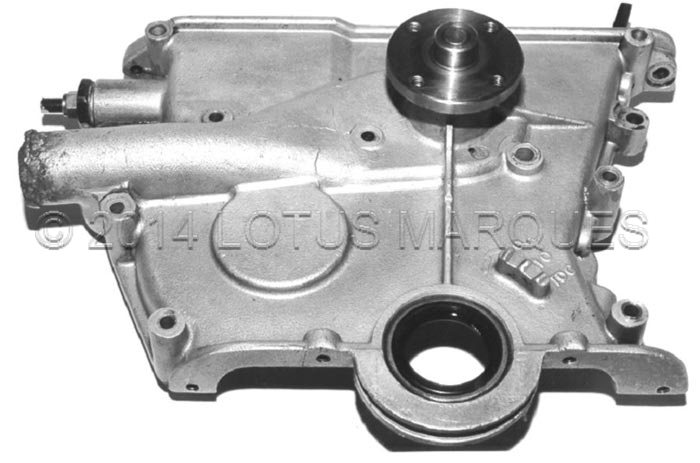 A guide to rebuilding the Lotus twin cam water pump, part 1