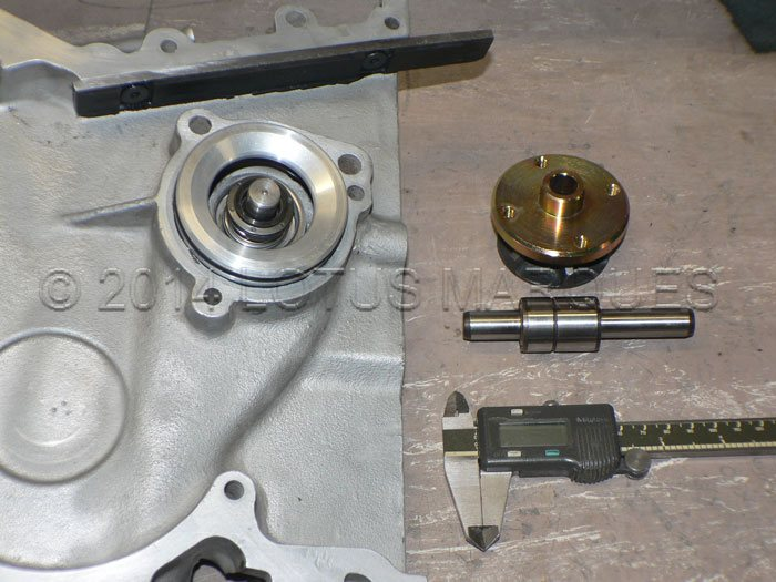 Water Pump Overhaul Services Offered By Lotus Marques