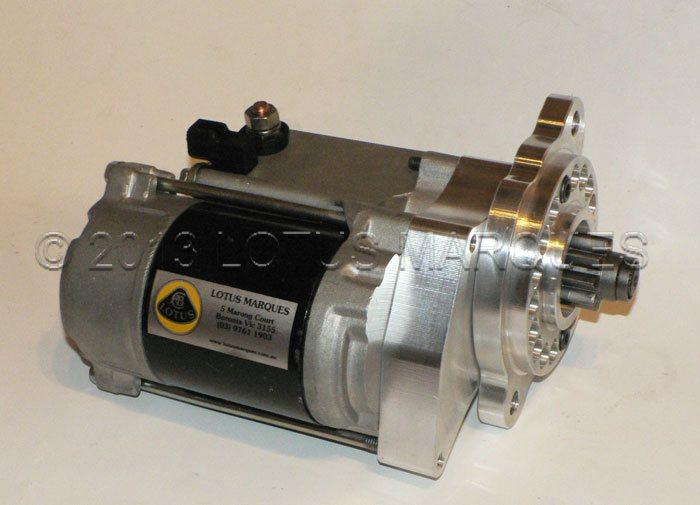 High torque starter motor upgrade for Hi torque starter motor