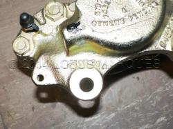 Lotus Elan +2 front brake caliper, Girling 16P