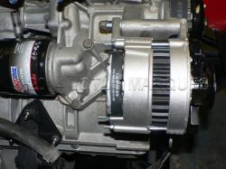 70 amp rated alternator