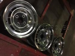 Refurbished alloy wheels courtesy of Wheeltech Wheels Dandenong