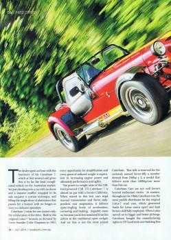 Royal Auto magazine, page 54