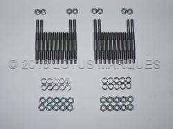 Lotus twin cam cylinder head stud kit