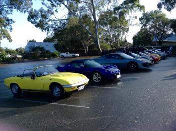 Adelaide Lotus meeting 3rd September 2017