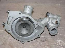 Lotus Excel water pump with machined housing and impellor