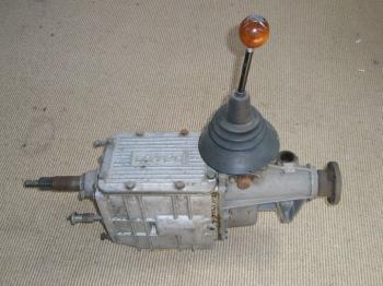Lotus Elan 5 speed gearbox